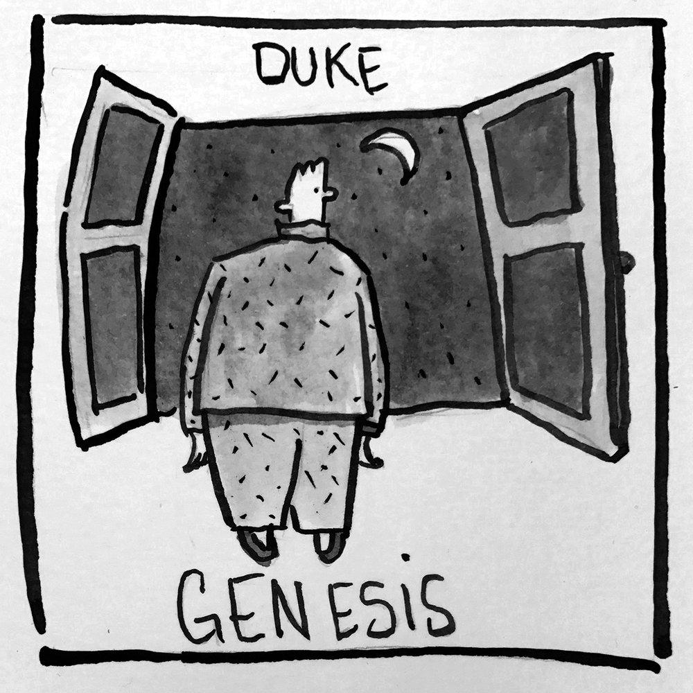 Genesis Duke 1980