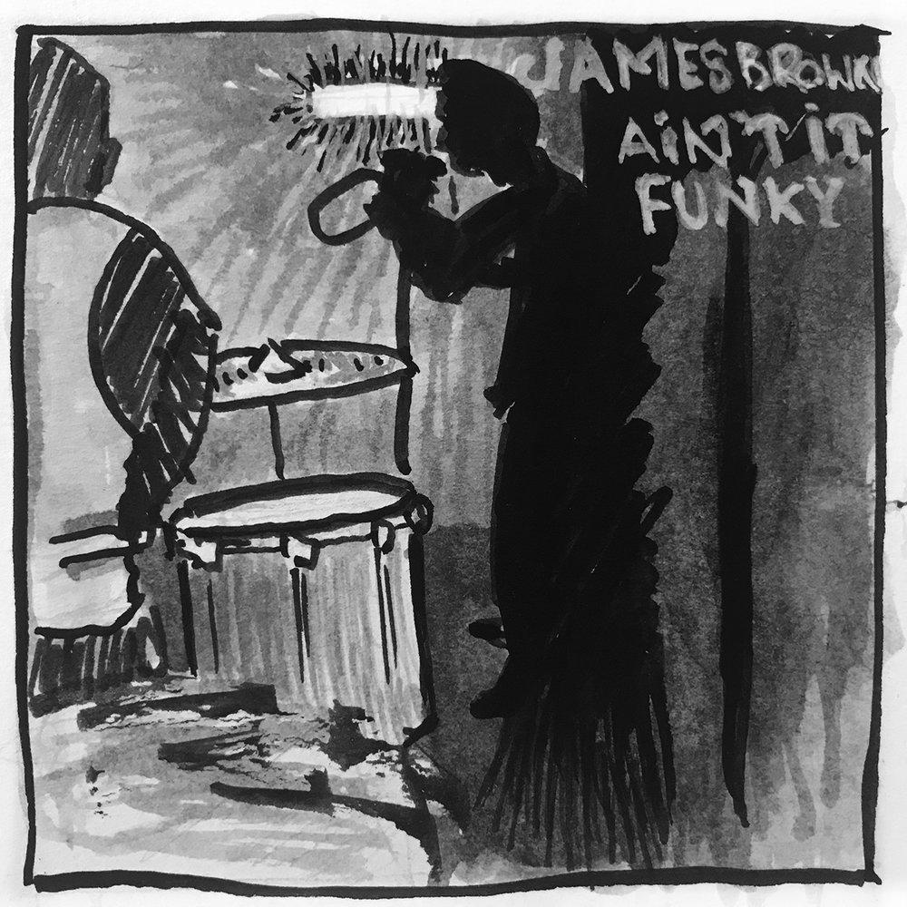 James Brown Aint It Funky