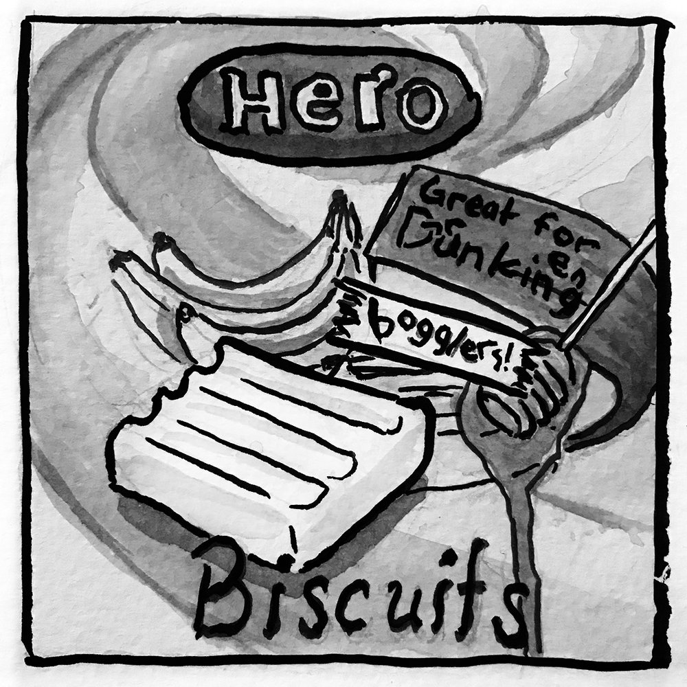 Biscuits for... Drunken Bogglers