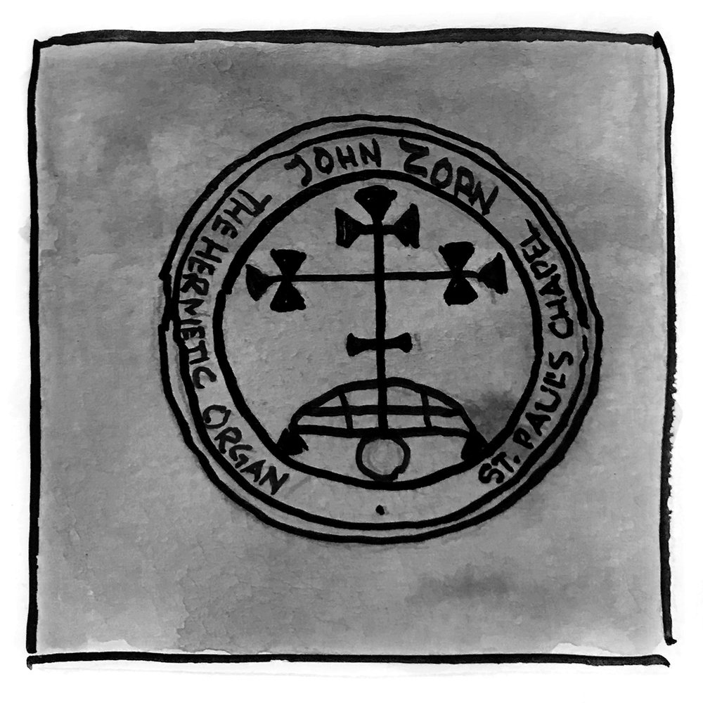 John Zorn The Hermetic Organ