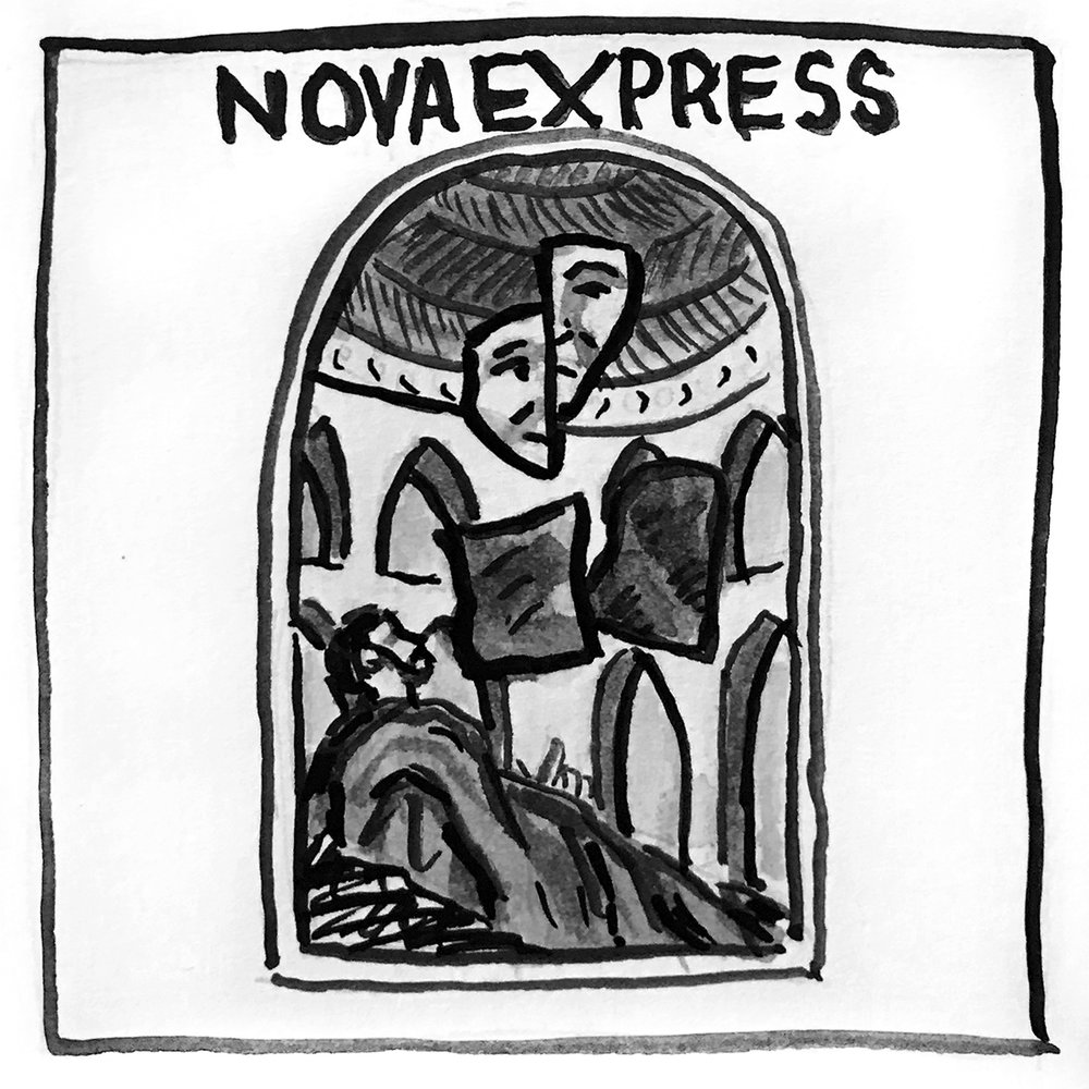 John Zorn Nova Express