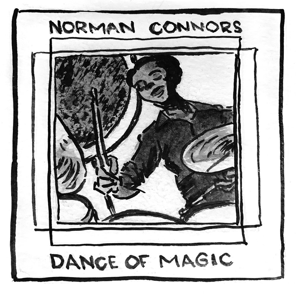 Norman Connors Dance of Magic