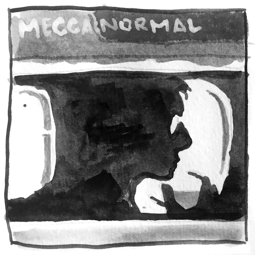 Mecca Normal the Eagle and the Poodle