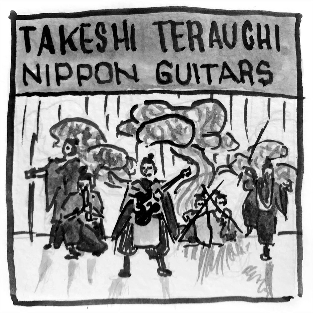 Takeshi Terauchi Nippon Guitars