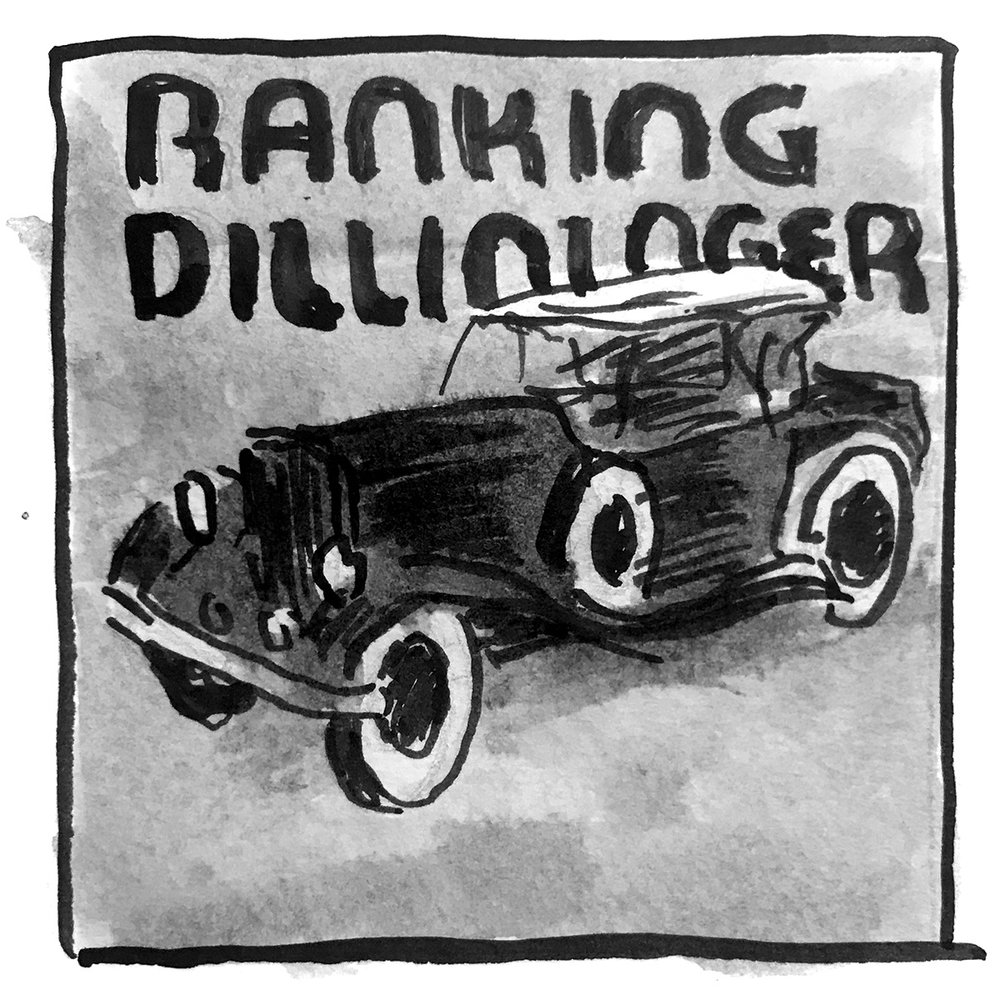 Ranking Dillinger None Stop Disco Style