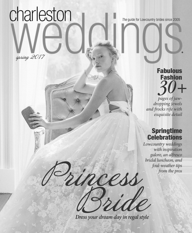 Blushing Beauty Charleston Weddings
