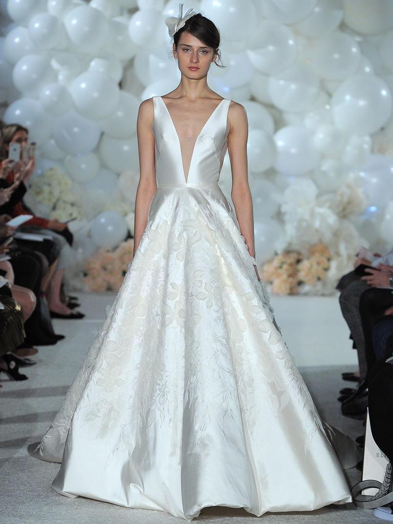 Betty Bridal Atelier — Spring 2018 Bridal Fashion Week Trends