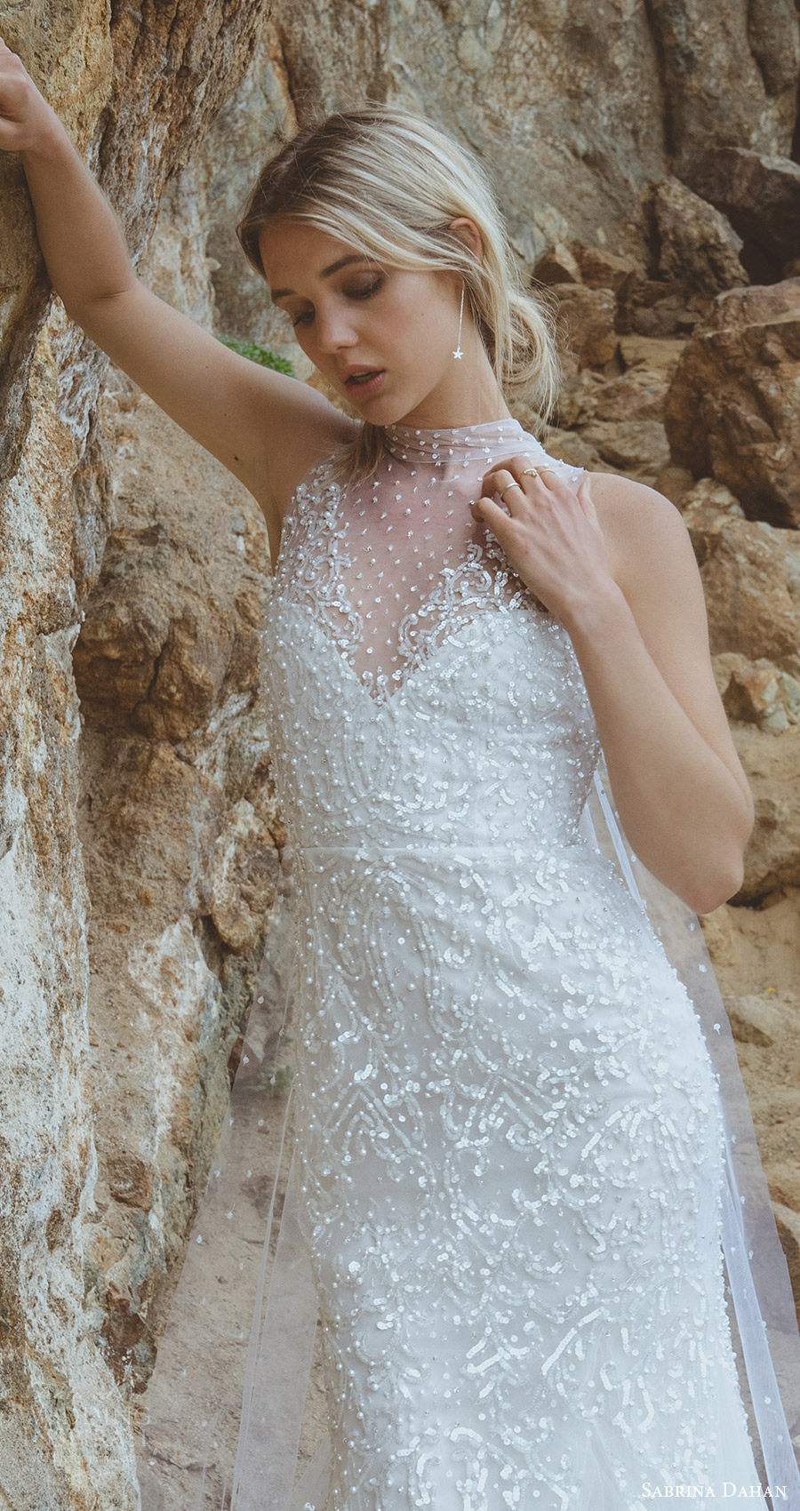 sabrina-dahan-spring-2018-bridal-sleeveless-illusion-high-neck-heavily-embellished-trumpet-wedding-dress-godet-skirt-lorainne-zfv-romantic-elegant.jpg