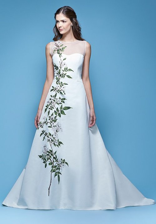 Betty Bridal Atelier — How to Embrace the Color Trend