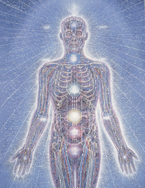 image by Alex Grey