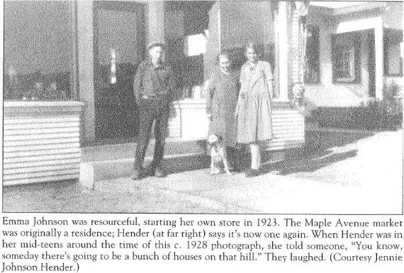 "From page 83 of ""Images of America, Oakland Hills"""