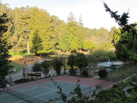 Montclair Village Park Tennis Court
