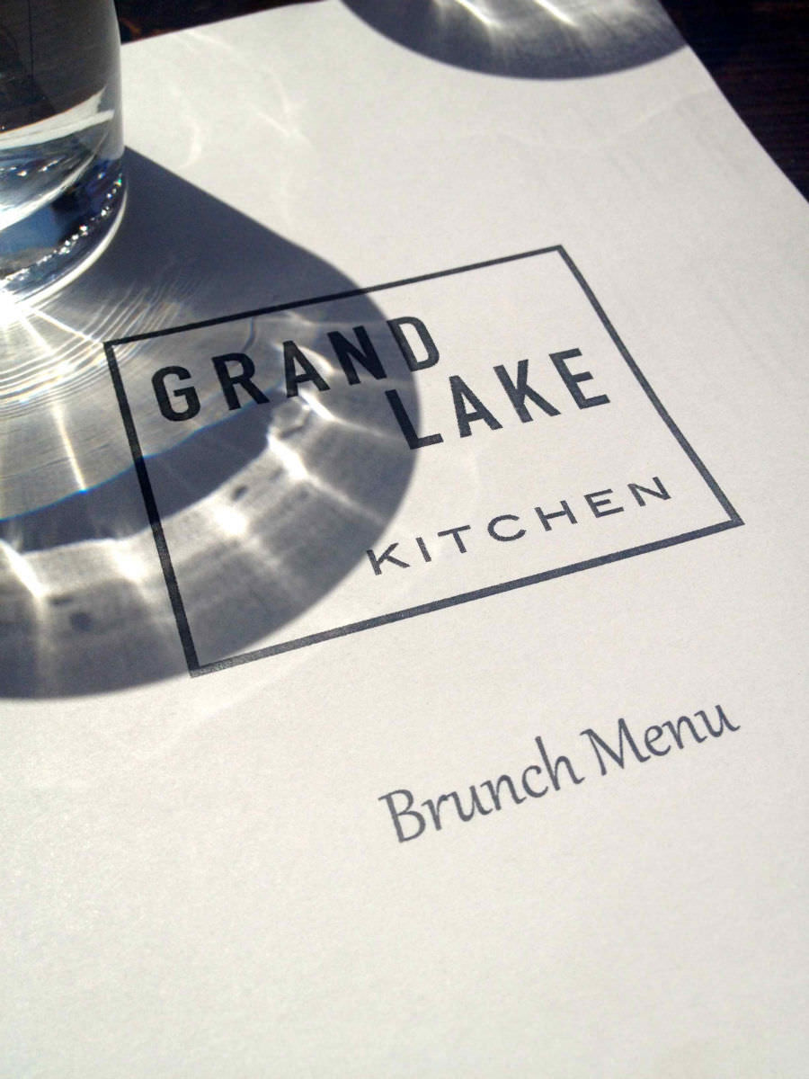 Saturday Brunch @ Grand Lake Kitchen