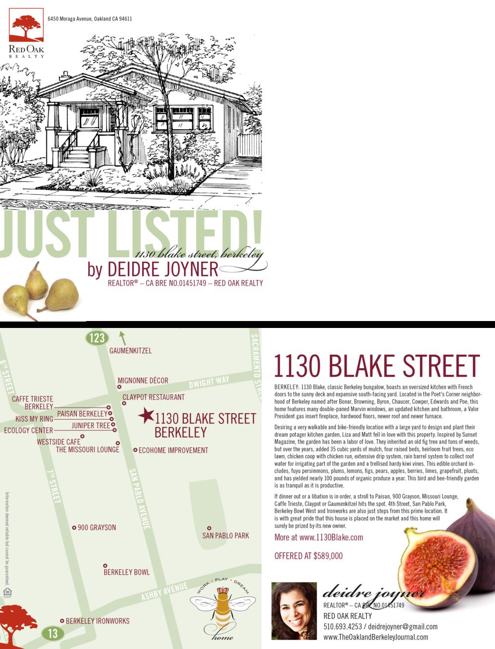 1130 Blake Street, Berkeley