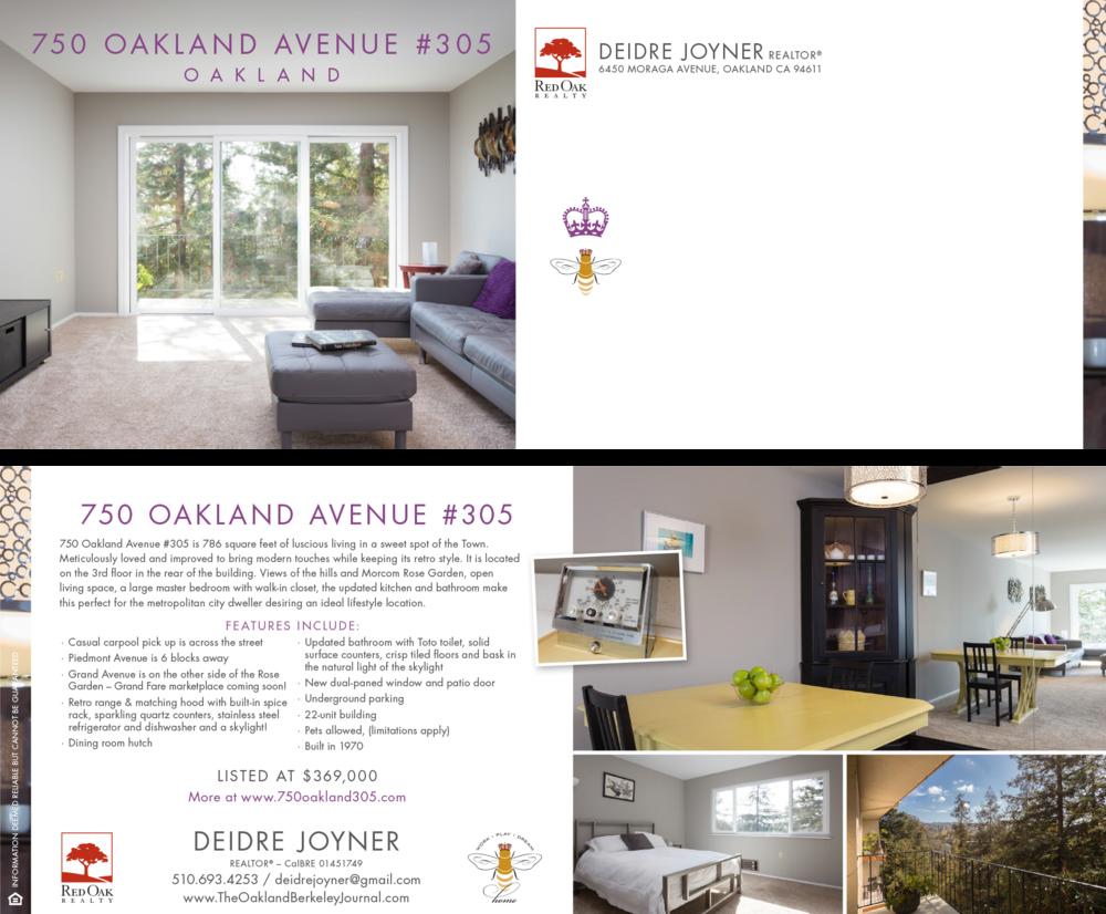 750 Oakland Avenue #305, Oakland