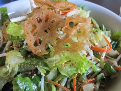 chopped salad @ Hawker Fare
