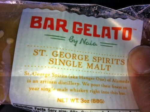 Bar Gelato by Naia