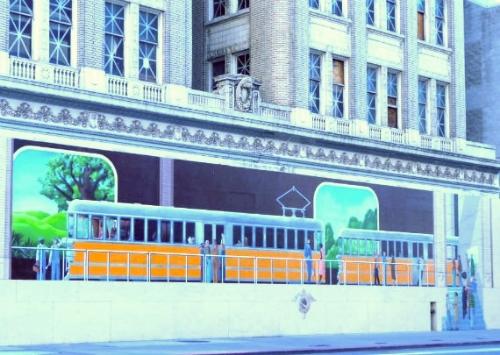 Broadway Mural