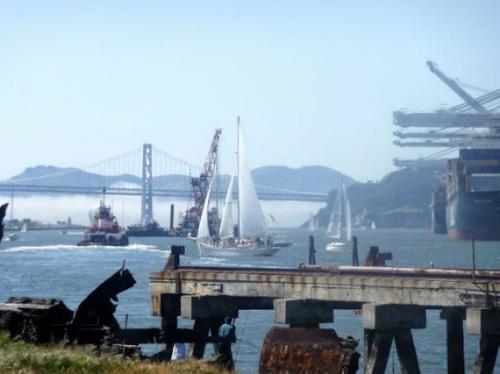 Alameda Bay