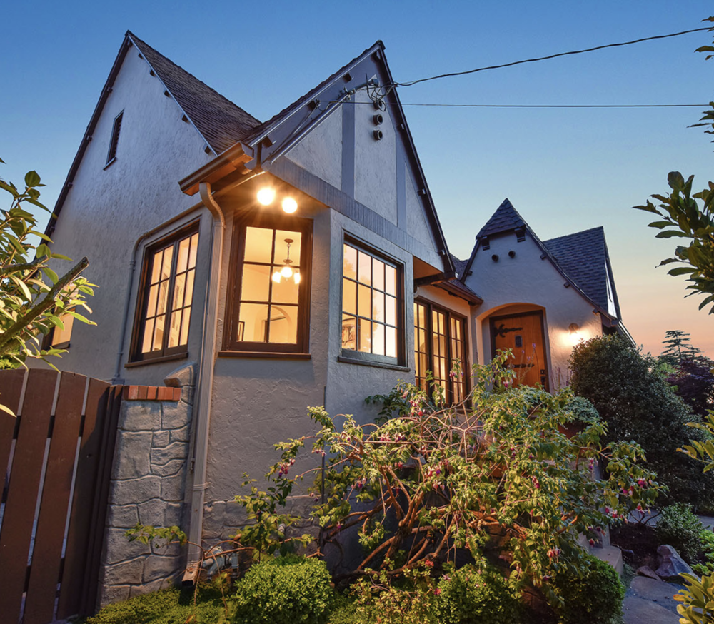 Curbed SF | May 2017 | Oakland storybook home asks $799K
