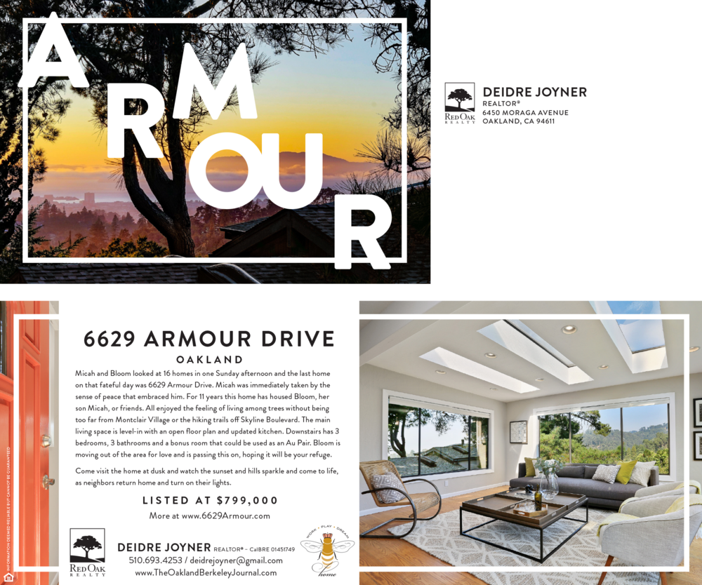 6629 Armour Drive, Oakland