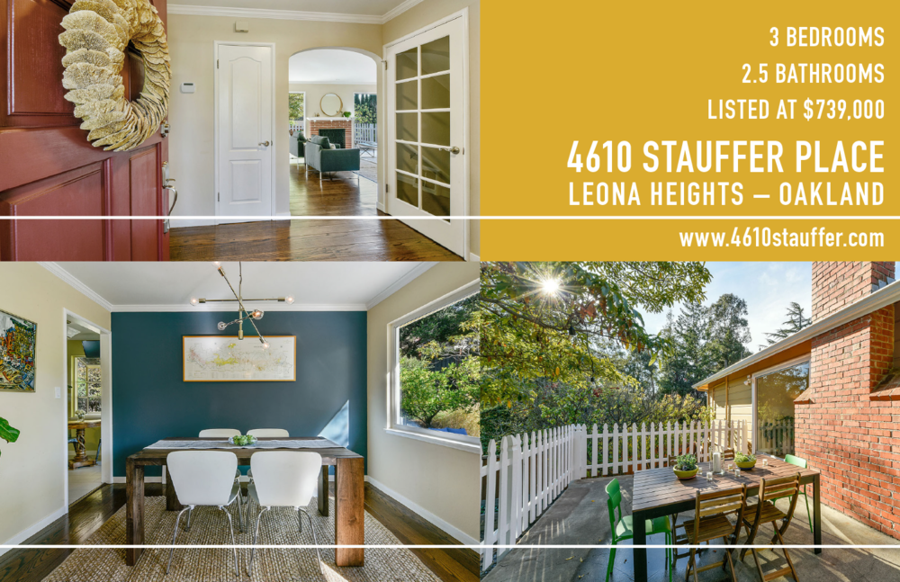 4610 Stauffer Place, Oakland