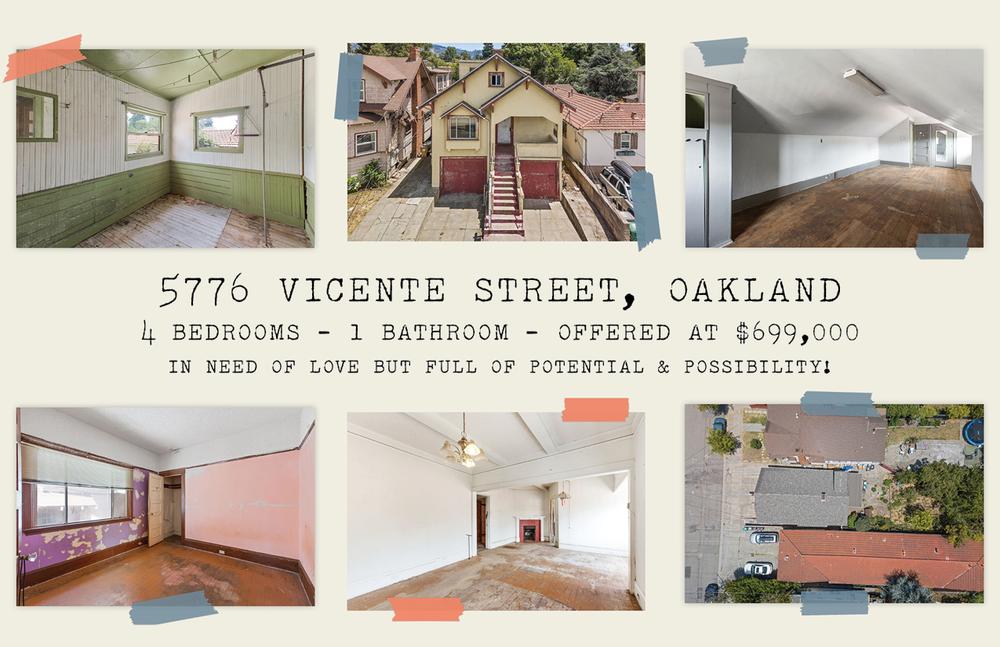 5776 Vicente Street, Oakland