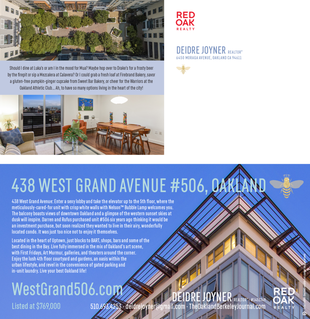 438 West Grand Avenue #506, Oakland