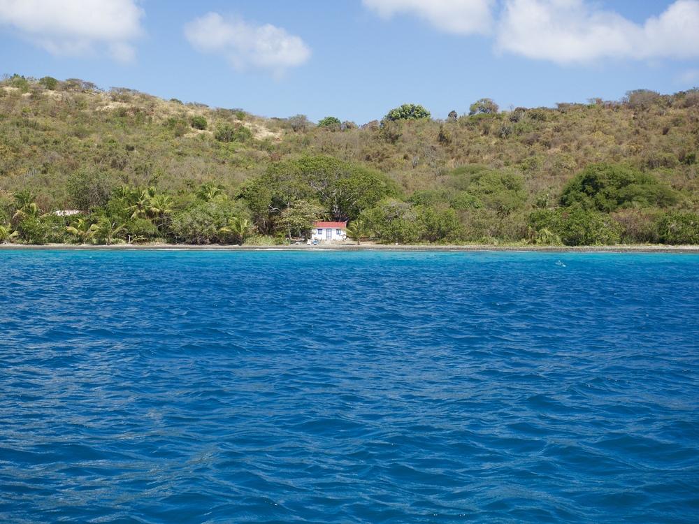 Lovango Cay