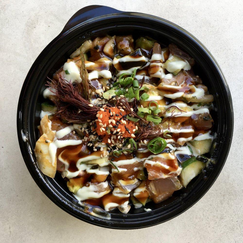 Gorilla Bowl from Makai Sushi
