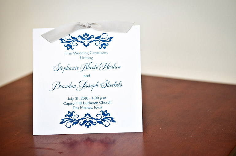 the elegant invitations