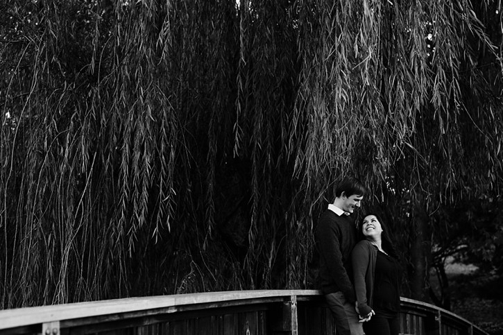 Alex and Isabella Kansas City Engagement Session