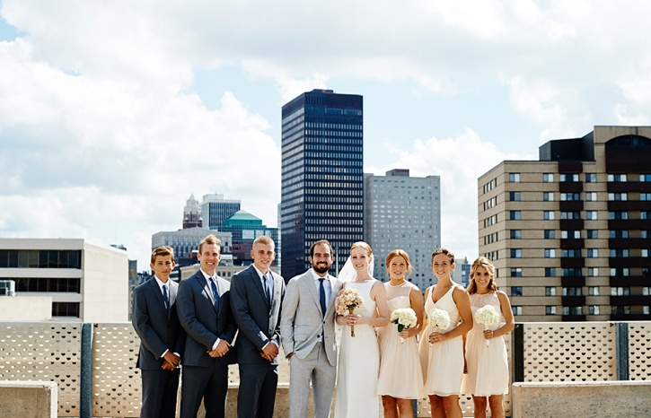 Dave and Emily - Des Moines, Iowa Wedding | World Food Prize Building