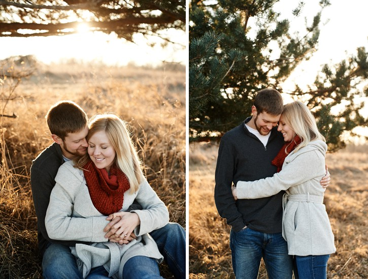 Emily and Josh Engagement | Des Moines Iowa Wedding and Lifestyle Photographer Brian Davis