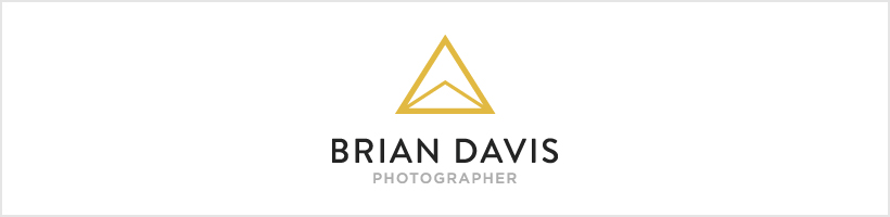 New Logo | Wedding and Lifestyle Photographer Brian Davis