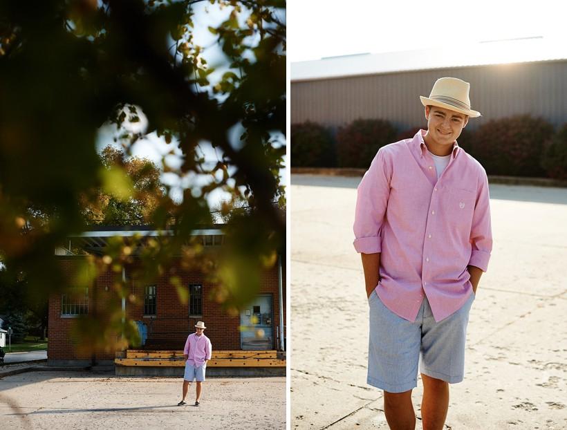 Michael Senior Portraits