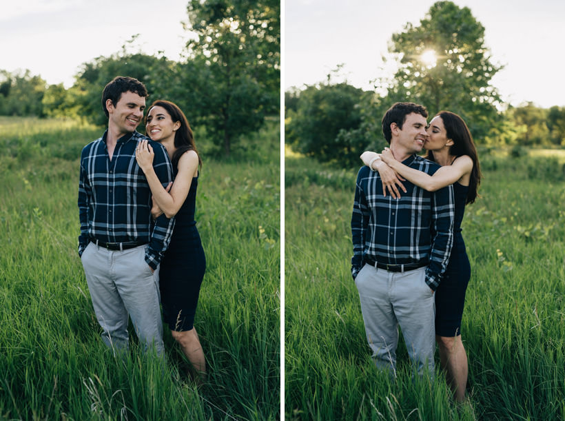 Adam + Danielle Engagement | Des Moines Wedding Photographer Brian Davis