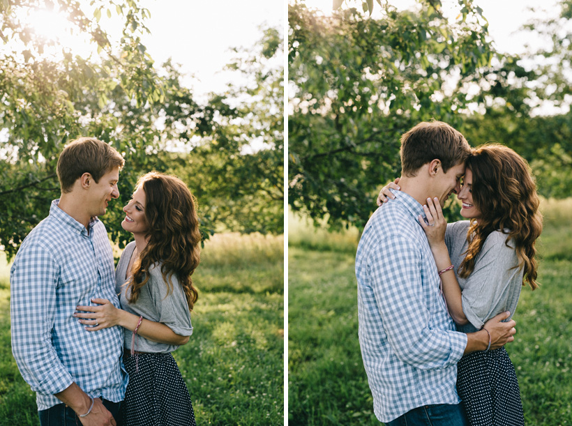 Blake and Justin Engagement | Des Moines Iowa Wedding Photographer Brian Davis