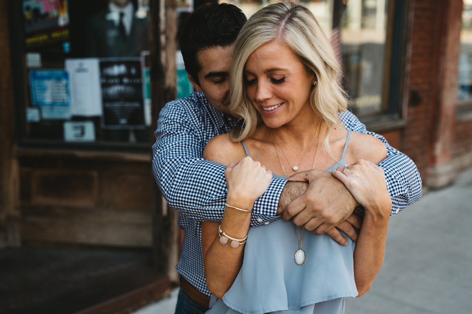 Chrissy and Joe's Des Moines Engagement | Des Moines Wedding Photographer Brian Davis
