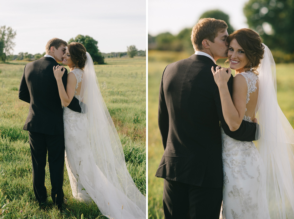 Blake and Justin's Emmetsburg Wedding