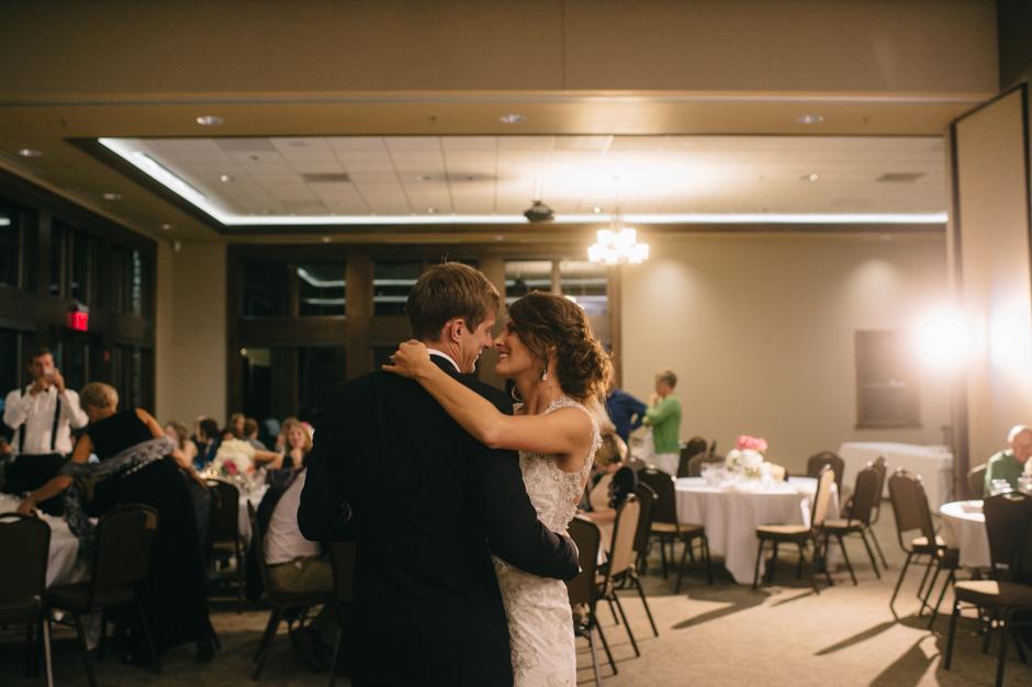 Blake and Justin's Emmetsburg Wedding