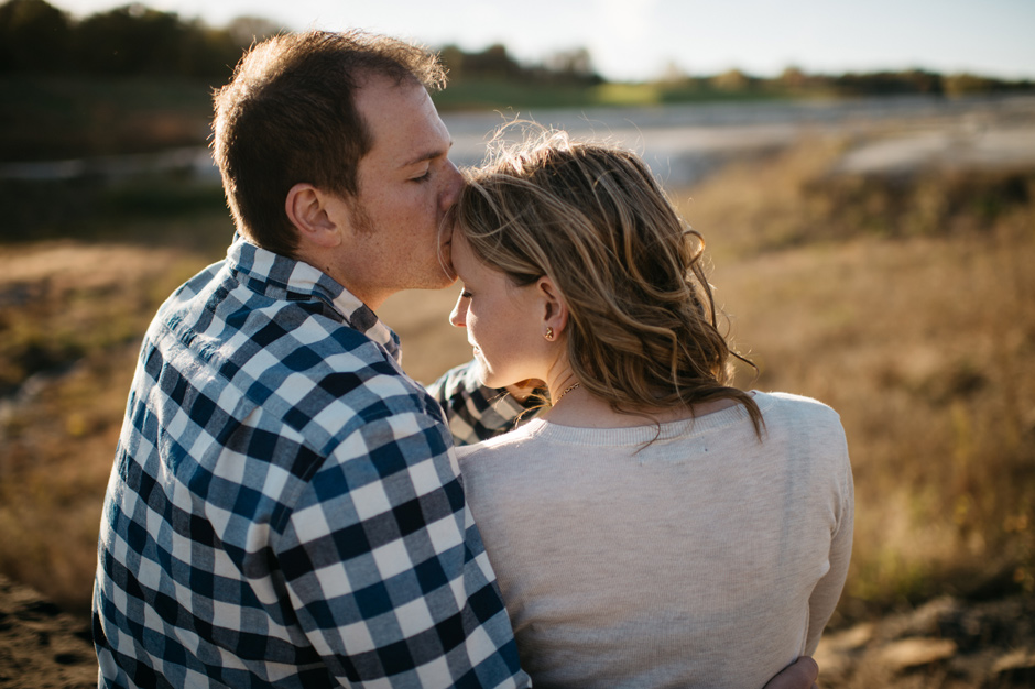 taylor and chris engagement | des moines wedding photographer brian davis