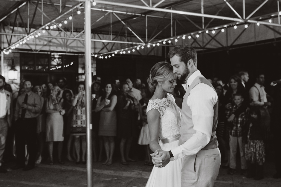 Paige and Andrew | Carroll Wedding