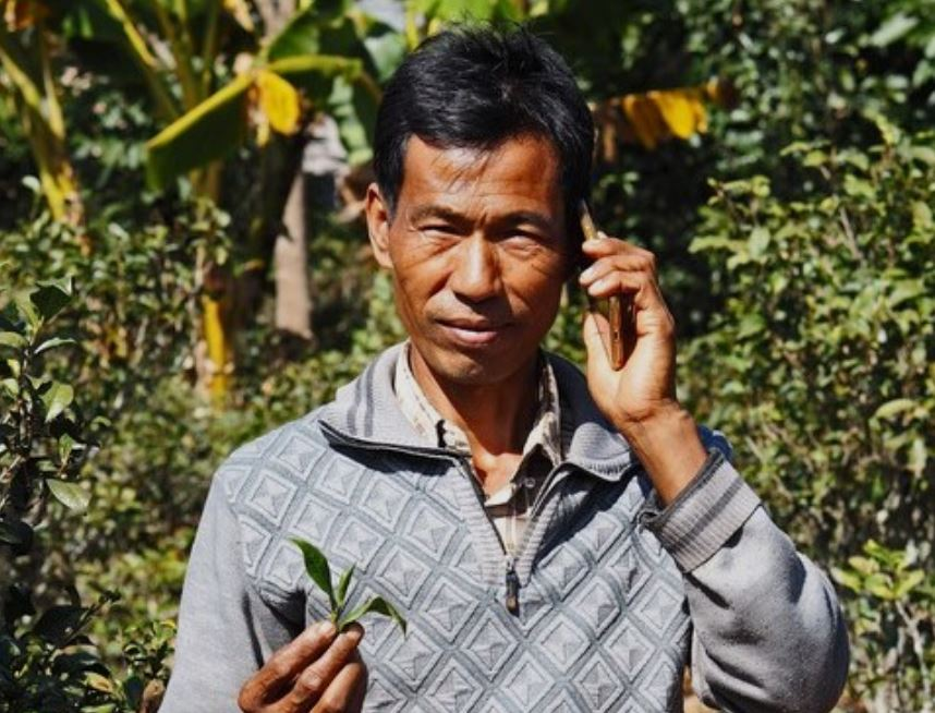 U Ohn Maung - ginger farmer in Shan State, from our feature in Wired Magazine