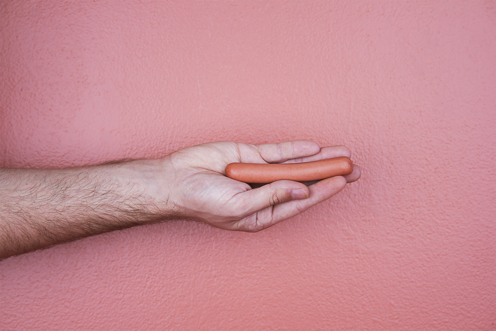 Not a Sausage (Paranoia Series) , 2015, Archival Inkjet Print, 21 x 28 inches