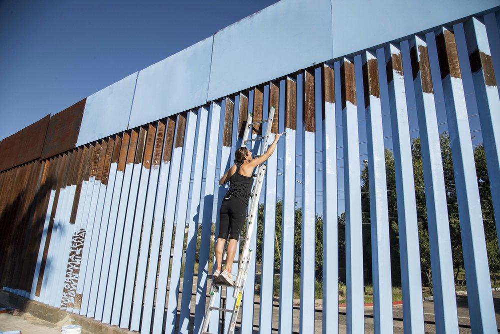 Borrando la Frontera   Ana Teresa Fernandez 9 April