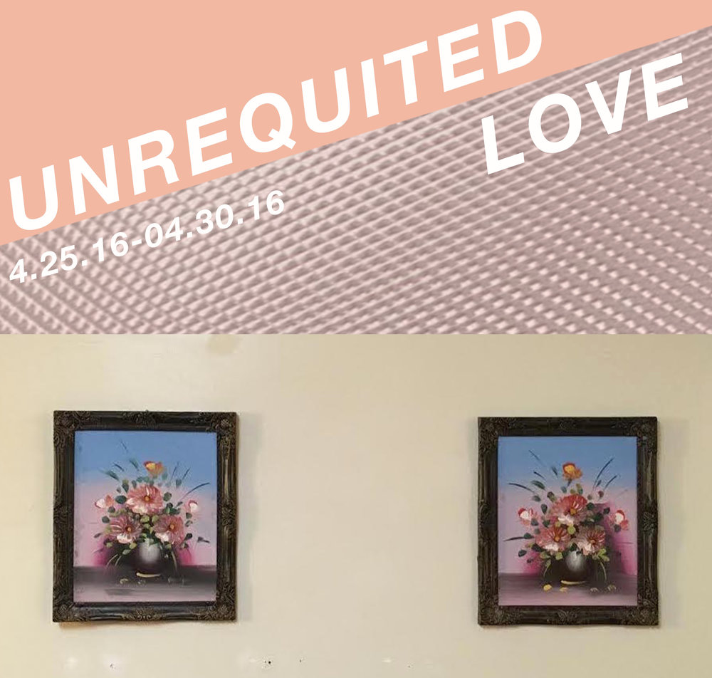 Unrequited Love   Zoe Kuhn // Natasha Romano // Stevie Southard 30 April