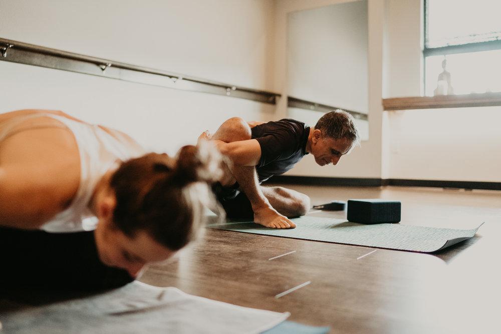 Ashtanga Yoga at Sukha