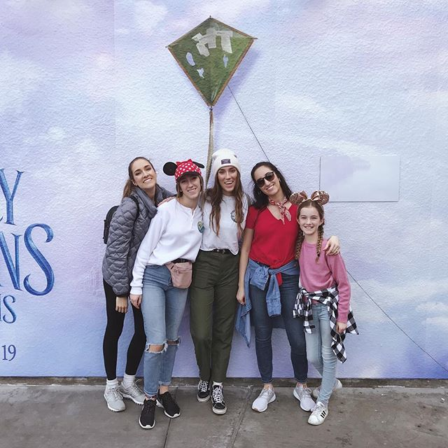 we just posted yet another Disneyland vlog, but this time we went to celebrate Abby's bday!! make sure to check it out and let us know what else you wanna see on our channel ❤️ we love you!