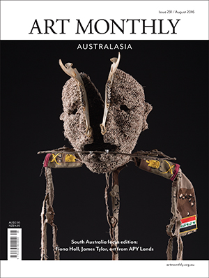 August issue 291 out now